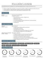 Internship Resume Sample Doc Examples For College Students Samples