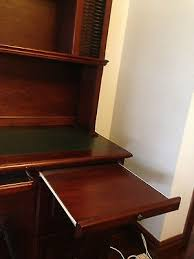 antique mahogany large home office unit 3 antique mahogany large home office unit
