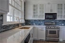nano glass stone staff kitchen countertop glass mosaic backsplash