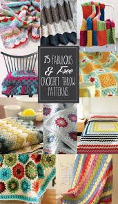 Crochet Blanket Patterns Free Interesting Decorating