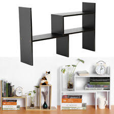 Office desk with shelf Wall Mounted Desktop Storage Rack Home Office Desk Storage Organizer Bookshelf Shelf Diy Ebay Desk Shelf Ebay