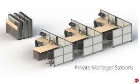 portable office desks. peblo mobile portable folding 3 station cubicle desk workstation office desks k