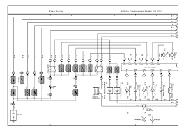 repair guides overall electrical wiring diagram 2001 overall multiplex communication system j b ecu 2001