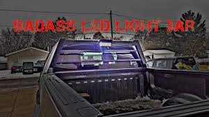Headache Rack Light Brackets F150 Back Rack Dwvo Led Light Bar