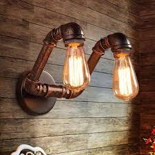 cheap vintage lighting. find more wall lamps information about retro industrial loft pipe light sconces lamp ac90 220v cheap vintage lighting