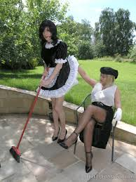 basnylonfetish amarriedsissy Before the sissy maid could begin.