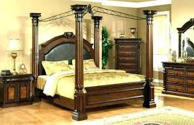 Full Size Canopy Bed Frame Metal Canopy Bed Frame Twin Canopy Beds ...
