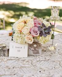 round accent table decoration for wedding oz visuals design