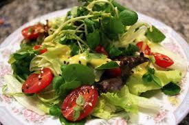 Resultado de imagem para molho verde para salada
