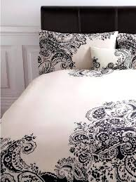 black and white duvet covers single striped cover nz queen sets bedrooms awesome