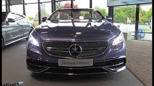 2018 maybach review. interesting 2018 inside the new mercedesmaybach s650 2018  in depth review interior  exterior intended maybach review