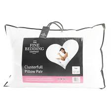 the fine bedding company cerfull pillow pair