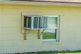 can a window air conditioner be