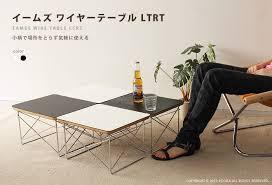 eames wire table ltrt eames wire table ltrt pooka