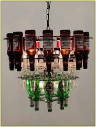 beer bottle chandelier kit home design ideas pertaining to bottle chandelier kit
