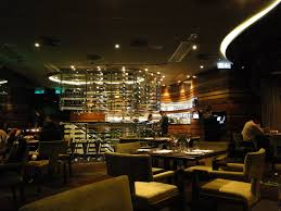 Amazing ideas restaurant bar Commercial Furniture Awesome Ideas Best Restaurant Design In The World Beautiful Brown Wood Glass Modern New Netbulorg Best Restaurant Design Netbul