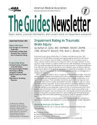 Ama Guides Upper Extremity Conversion Chart Pdf Impairment Rating In Traumatic Brain Injury