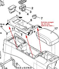 how to install factory bluetooth into evo x gsr net 1 take apart the center console by opening the arm rest reach into that and the cup holders and firmly pull up the center console is held in by clips