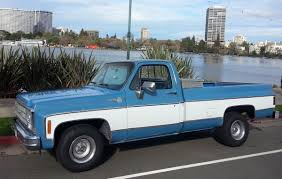 1980 Chevy C10 Scottsdale ORIGINAL - Classic Chevrolet Other ...
