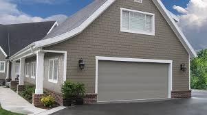 flat panel garage doorCornerstone Flush