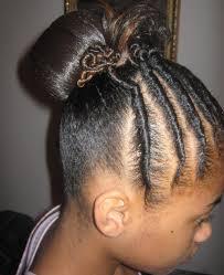 Black Braided Bun Hairstyles Hairstyles For Buns Black People Braided Bun Hairstyles For