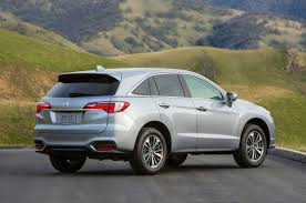 2016 Acura RDX Reviews and Rating | Motor Trend