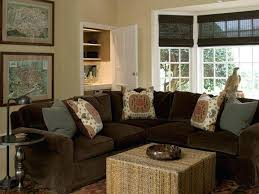 view in gallery colored sectional sofas chocolate brown sofa with chaise modern