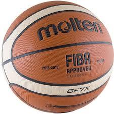 Мячи: <b>Мяч баскетбольный MOLTEN</b> BGF7X, PU.
