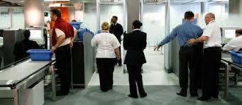 Resultado de imagen de control de seguridad aeropuerto