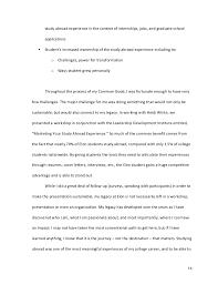 leadership program application essay 50 successful ivy league application essays