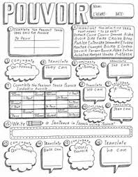French Verb Conjugation Worksheets Teachers Pay Teachers