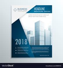 Product Brochure Cover Design Business Brochure Leaflet Cover Page Design For