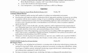 Generous Home Health Nurse Resume Template Images Entry Level