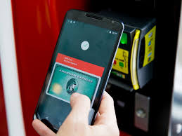 Google Wallet Vending Machine Extraordinary The Android Pay Details Google Didn't Tell You CNET