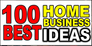 Small Business Ideas To Start At Home