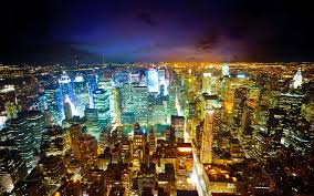 countries and city wallpapers previous wallpaper amazing night look lighting of new york city wallpaper