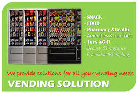 Hot Food Vending Machine Malaysia Best VISOLUX M SDN BHD 48W VENDING SOLUTION