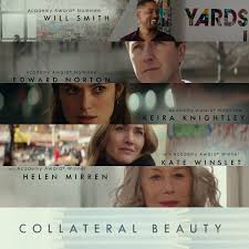 Collateral Beauty Quote Time Best Of Watch Keira Knightley Kate Winslet Helen Mirren And Will Smith