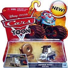 Amazon.com: REFEREE PITTY WITH BELL #32 Disney / Pixar CARS 1:55 ...