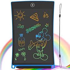 Amazon.com: GUYUCOM 8.5-Inch LCD Writing Tablet Colorful Screen ...