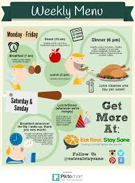 Weekly Menu For One Healthy Eating Plan What Our Weekly Menu Looks Like Eat Real Stay
