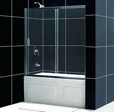 bathtubs infinity tub door shower enclosure oil rubbed bronze bathtub ideas doors frameless sliding sh