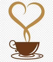 tea cup heart clip art. Unique Art Coffee Cup Tea Clip Art  Deco Cup With Heart PNG Vector Clipart And Art B