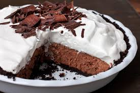 Best Pie Recipes Chocolate Mousse Pie Recipe Chowhound