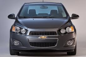 2013 Chevrolet Sonic - Information and photos - ZombieDrive