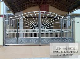 metal fence gate. Great Metal Fence Gate Designs 17 H