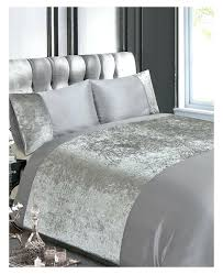 king size duvet set next crushed velvet silver cover bedroom 1 argos super king size duvet cover