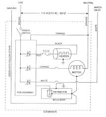 ice maker wiring harness diagram wiring diagram features wiring for ge ice maker wiring diagram genuine im6 ge refrigerator ice maker kit 89 95