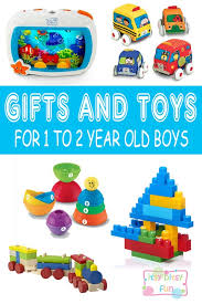 Best Gifts For 1 Year Old Boys. Lots of Ideas for 1st Birthday, Christmas Boys in 2017 - Itsy Bitsy Fun