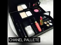 palette chanel kosmetik set lengkap harga 260 ribu